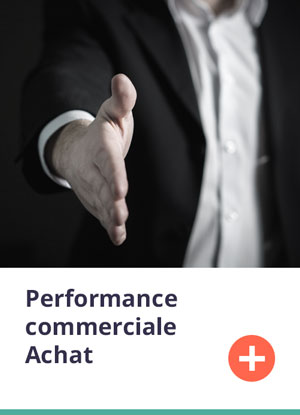 Formations performance commerciale achat